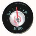 1963 Battery/Amp Gauge