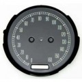1965-1967 Speedometer Face Plate